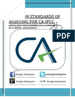 584670 48608 Standards of Auditing Notes for Email Purpose