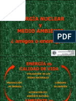 HUGO MARTIN ATOMICA CORDOBA ENERGIA ATOMICA Y AMBIENTE ¿ AMIGOS O ENEMIGOS ?