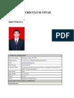 Cv Eko Wijaya