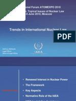 Тенденции в международном ядерном праве