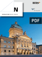 Bern - Tourism Guide 2012