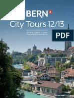 Bern - City tour 2012
