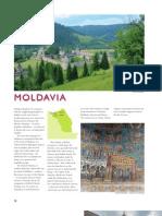 Romania - Moldavia brochure