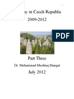 My Stay in Czech Republic 2009-2012 (Part Three)