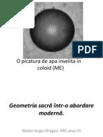 Geometria sacră într-o abordare modernă
