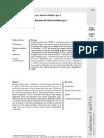 A relaçao entre dislipidemia e diabetes tipo 2