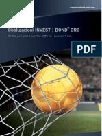 Brochure Obbligazioni BAM