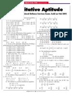 Quantitative Aptitude10