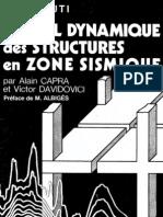 CAPRA - Calcul Dynamique Des Structures en Zone Sismique