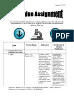 Lab Assignment