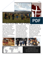 JAM July 2012 Newsletter
