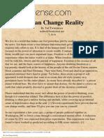 Putem Schimba Realitatea