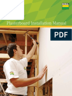 Plasterboard Installation Manual - Montaj Rigips