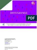 Diagnostico de potenciación para el edo. de Morelos
