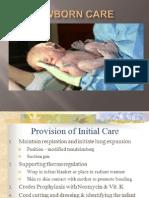 Newborn Care Presentation