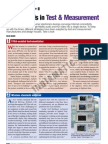 Top 6 Trends in Test and Measurement