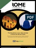 TA Rome Guide