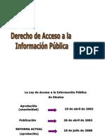 Comparativo Leyd e Acceso Reforma