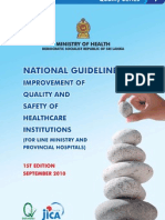 5S for Health Care Institution - Guidelines_No1