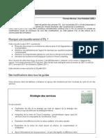 Nouveautés ITIL2011