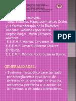 Farmaco de Insulinas