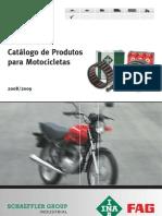INA E FAG CATALOGO MOTOPEÇAS 2008/2009 EM PDF