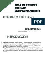Clase 1 Tq Dra Dun