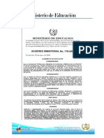 2009 178-2009 AM Autoriza CNB nivel medio y básico