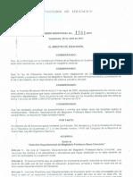 2011 1201-2011 AM Galardon Departamental María Chinchilla