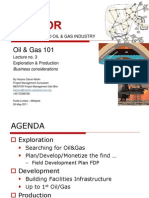 Oil&Gas101 E&PBusiness
