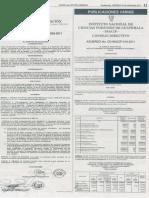 2011 3550-2011 AM Traslado Definitivo Convocatoria XXIII
