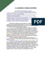 Romanitatea Romanilor in Viziunea Istoricilor