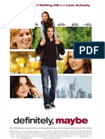 Definitely Maybe Quotes