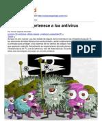 Revista .Seguridad - El Futuro No Pertenece a Los Antivirus - 2012-06-08