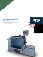 Bizhub Press C7000 C6000 Professional BR LR 151111