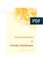 An Introduction to Preksha Meditation