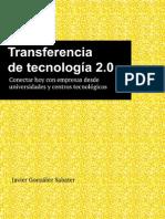 Transferencia de Tecnologia 2.0 Sabater