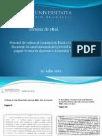 Analiza Comparativa Teza de Doctorat Victor Ponta