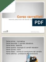 Corso Carrellisti 81-08