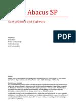 Abacus Manual