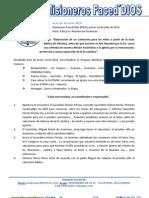 Acta Proyecto Catecismo MFD 19-07-2012