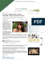 """El centro cultural GAM contra la farándula_ """"Más danza menos Tanza"""" _ El Nortero"""