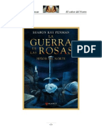 Penman Sharon Kay - La Guerra De Las Rosas 02 - El Se±or Del Norte