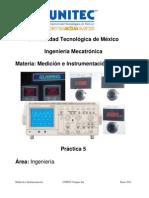 5 Medicion e Instrumentacion Mecatronica