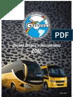 GRANERO CATALOGO ÔNIBUS E MICROÔNIBUS 2011 EM PDF