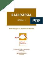 Radiestesia - Metodología de El Taller del Hábitat - Manual I - Español