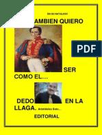 Bolivar Se Parece a El