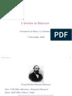 Ipotesi Di Rienmann