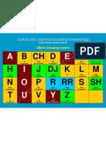 CursoDeLadino.com.ar - Alfabeto Judeoespañol moderno (en español)