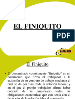 El Finiquito